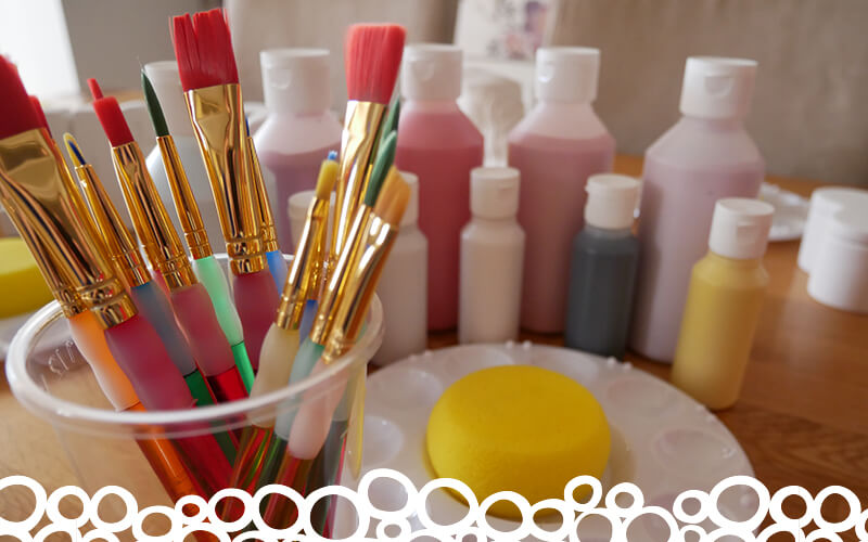 Angel Crafts Pottery Painting Other Themes
